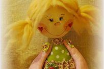 Ja spravím textilnú bábiku - Jaspravim.sk