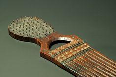 Peigne-brosse africain