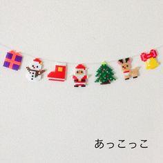 ハンドメイドマーケット+minne(ミンネ)|+再販×5クリスマスガーランド