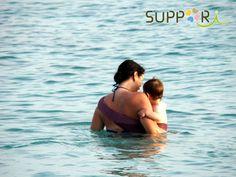 SUPPORi in the sea.