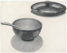 wayne thiebaud drawings - Google Search