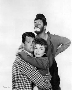 THREE RING CIRCUS - Dean Martin & Jerry LEWIS with Joanne Dru