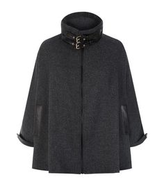 Holland Cooper Leather Trim Cape available at harrods.com. Shop Holland Cooper online & earn reward points.