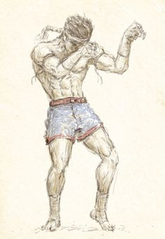 Muay Thai - I love this