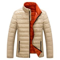 Check it on our site Brand New Winter UltraLight Down Coat Men Duck Down Jacket Men Thin Warm White Duck Down Jacket Plus Size XXXL Outerwear Parkas just only $25.90 with free shipping worldwide #jacketscoatsformen Plese click on picture to see our special price for you