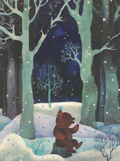 Talvi ei ole este hauskanpidolle - jos olet karhu, Library things