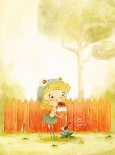 Cute Girl - Louis Wiyono