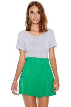 Pull It Together Skirt
