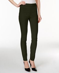 Style & Co. Tummy-Control Stretch Leggings, Only at Macy's