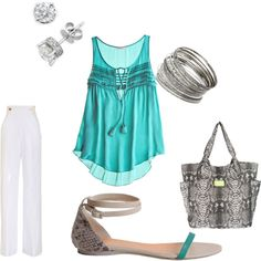 shopping in the city...(NY), created by melanie-lang.polyvore.com