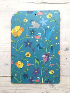 Cappys Garden | Smörgåsbricka | Skärbräda 20x30 cm via Johan Adamsson. Click on the image to see more!