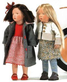 Zwergnase Dolls and Bears by Nicole Marschollek 2004 juniors