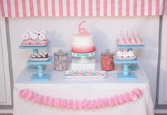 """Photo 30 of 44: Baking and Cooking / Birthday """"Madison's Bake Shop""""   Catch My Party"""