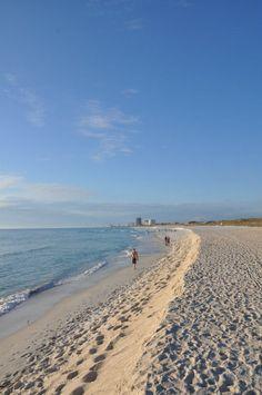 panama Beach, Florida, USA