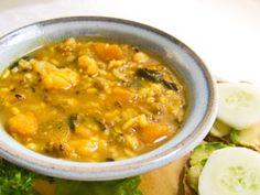 Crockpot Mung Bean Veggie Rice Soup Recipe   Yummly