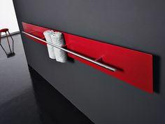 Wandmontierter Handtuchwärmer TESO Linie Griffe by ANTRAX IT radiators