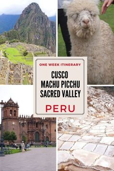 One Week DIY Peru Itinerary: Cusco, Sacred Valley & Machu Picchu