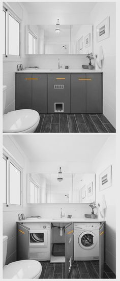 Image Result For Litter Box Bathroom Vanity A OConnor - Litter box in bathroom for bathroom decor ideas