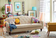 The Summer Home Lookbook: Summer Brightside. #urbanoutfitters
