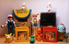 Interesting one by animeheart93 #gameboy #microhobbit (o) http://ift.tt/1TtM5jH's 20th anniversary!! #pokemon #pokémon #ash #misty #pikachu #yellow #pokemonyellow #pokemonred #Gameboy color #mew #mewtwo #charmender #squirtle #bulbasaur #game #pokemon20thaniversary #figures #childhood #infanzia #anime #manga