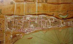 Montréal 1725. Plan de la ville fortifiée.   Flickr : partage de photos !