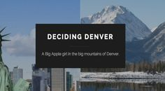 Denver has become a major eating hub in the recent years. There is always something new and exciting happening in Denver. Visithttp://www.denveruncovered.com/category/food/ to get all the food news for Denver.