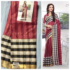 """Weekend saree sale"" Pls call/whatsapp +919600639563. Code: ddc mrnwht Price: 2799/- Material: Soft cotton. For booking and further details pls call or whatsapp us at +919600639563. Happy shopping y'all :) Be Beautiful :)"