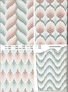 Вышивка в стиле барджелло схемы