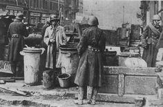 Prague Uprising. May 1945.