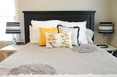 Farmhouse Bed | Do It Yourself Home Projects from Ana White