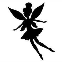 Welcome to the Silhouette Design Store, your source for craft machine cut files, fonts, SVGs, and other digital content for use with the Silhouette CAMEO® and other electronic cutting machines. Fairy Silhouette, Silhouette Images, Silhouette Design, Silhouette Cameo, Dancer Silhouette, Machine Silhouette Portrait, Fairy Stencil, Pach Aplique, Fairy Templates