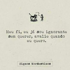 Rsss #signosnordestinos
