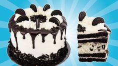 Une Idée - Un Tuto : Le Gâteau Oreo