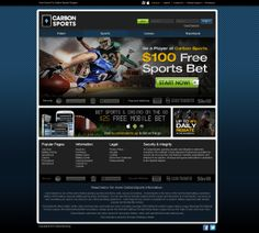 Sports betting site Carbon Sports
