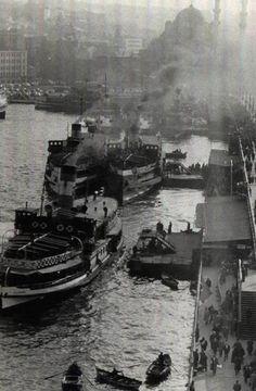 Ara Güler  Lost Istanbul: 1950s and 60s