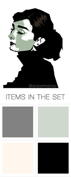 """""""✧55;I don't want to be alone, I want to be left alone...✧"""" by xtoxicemotionsx ❤ liked on Polyvore featuring art, audreyhepburn, artset and XTXCMTNSXRTSTS"""