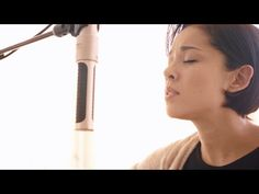 """Kina Grannis - """"Can't Help Falling In Love"""" (Elvis Presley guitar cover) Falling In Love Songs, Fall In Love Lyrics, Falling In Love Elvis, Cant Help Falling In Love, Music Guitar, Music Songs, My Music, At Last Etta James, Romantic Love Pictures"""