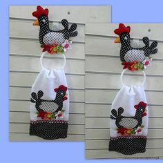 Sewing Projects For Beginners Home 19 Ideas - Her Crochet Easter Crafts, Felt Crafts, Diy And Crafts, Chicken Kitchen, Chicken Crafts, Techniques Couture, Chickens And Roosters, Mug Rugs, Sewing Projects For Beginners