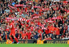 anfield atmosphere :O