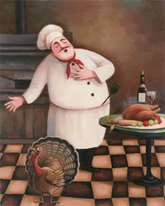 Fennel Stuffing, Turkey Giblet Gravy, Savory Mushroom Bread Pudding ...