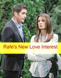 """Days of Our Lives"" spoilers tease that Rafe (Galen Gering) will decide it's best to let go of his feelings for Hope (Kristian Alfonso)."