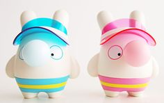 "Dolly Oblong's ""Bubbles"" resin release!"