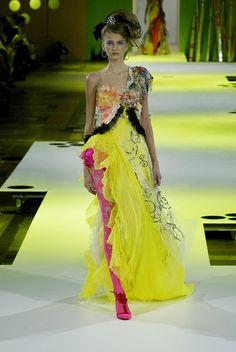 Christian Lacroix Haute Couture S/S 2004