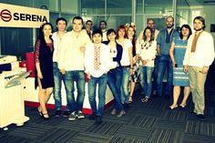 День вишиванки 2015в українських IT-компаніях   DOU