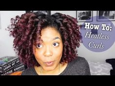 Get the Look: Mini Marley's Heatless Curls (Video) | Un-ruly