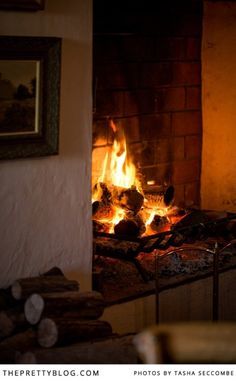 Fireplace | Fairview, Plettenberg Bay | Photography: @Tasha Seccombe