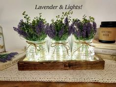 Dining Room Table Centerpieces, Lighted Centerpieces, Decoration Table, Centerpiece Decorations, Wedding Decorations, Decor Wedding, Centerpiece Wedding, Centerpiece For Kitchen Table, Garland Wedding