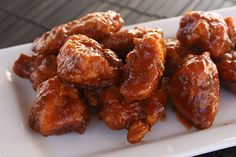Honey BBQ Wing Sauce