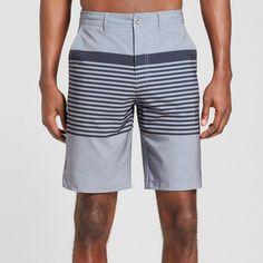 Men's Aquarius Hybrid Shorts Grey 30 - Trinity, Gray