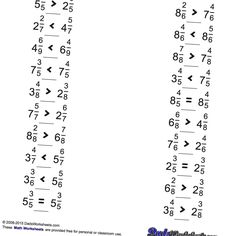 Fraction Addition Worksheets! This site has all the basic math ...